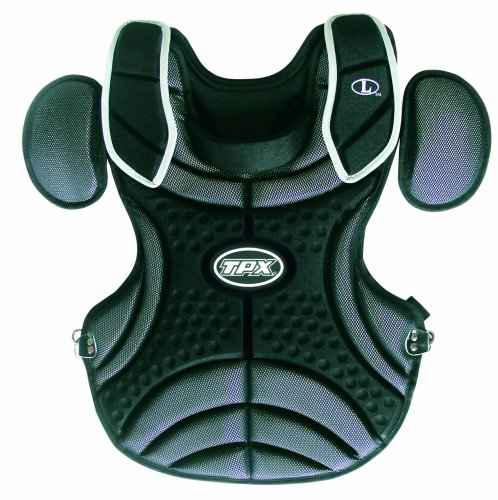 Louisville Slugger TPX Pulse Chest Protector (Black)
