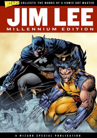 Jim Lee Art (Wizard: Jim Lee, Millennium Edition)