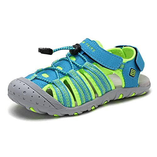 Pictures of DREAM PAIRS Boys & Girls Toddler/Little Kid/Big Kid 171111-K Outdoor Summer Sandals 5