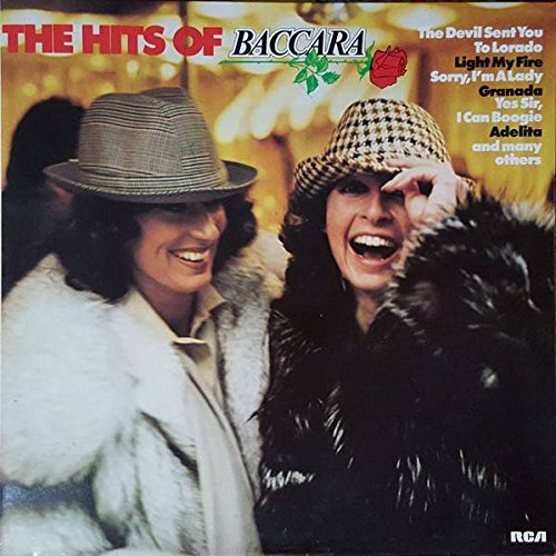 Baccara - Baccara - The Hits Of Baccara - Rca Victor - Pl 28344 - Zortam Music