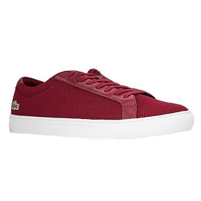 huge selection of a00c5 d7173 Lacoste Sneaker in Übergrößen Rot 7-33CAM1088112 große ...