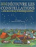 Découvre les constellations. Avec des étoiles phosphorescentes