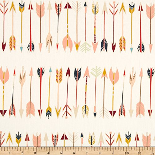 Art Gallery Wild & Free Fletching Chant Fabric By The Yard ()