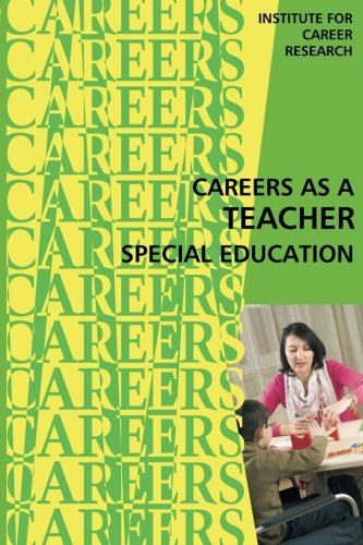 Download Career as a Teacher Special Education pdf epub