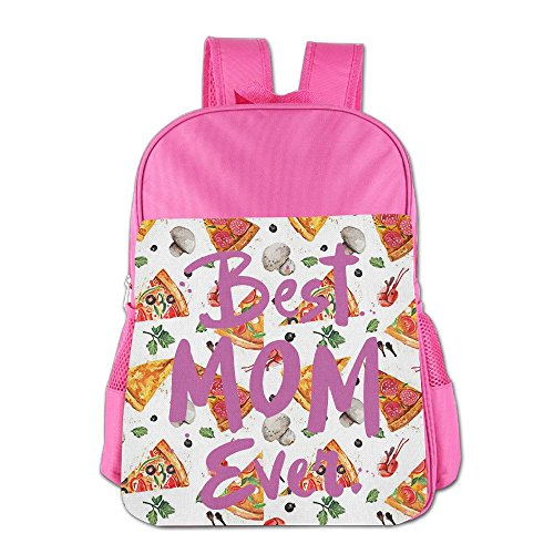 Price comparison product image Mnxdine Kids' School Bag Best Mom Ever Backpack