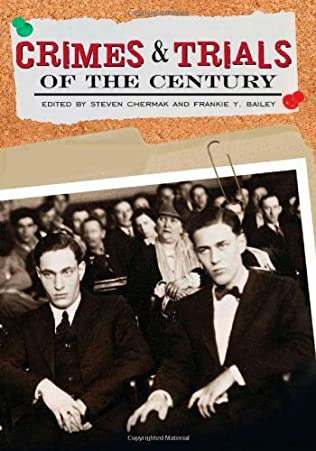 book cover of Crimes and Trials of the Century
