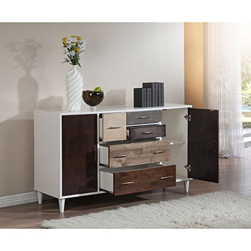 Christian Multi-finish Dining Room Wood Buffet by Christian Brand