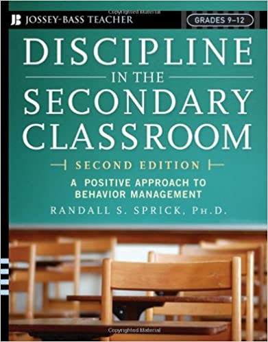 Amazon.com: Discipline in the Secondary Classroom: A Positive ...