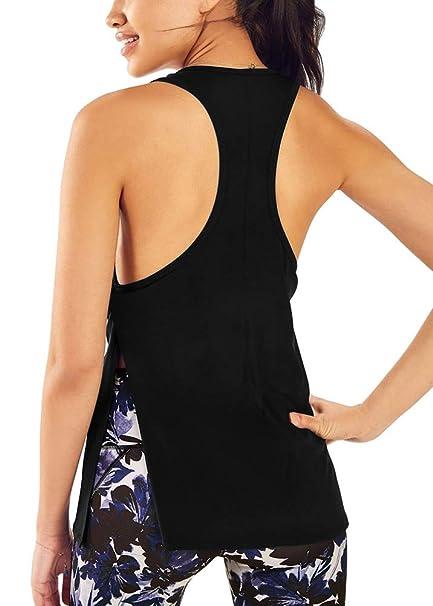 Amazon.com: Mippo - Camiseta de tirantes para mujer, sexy ...