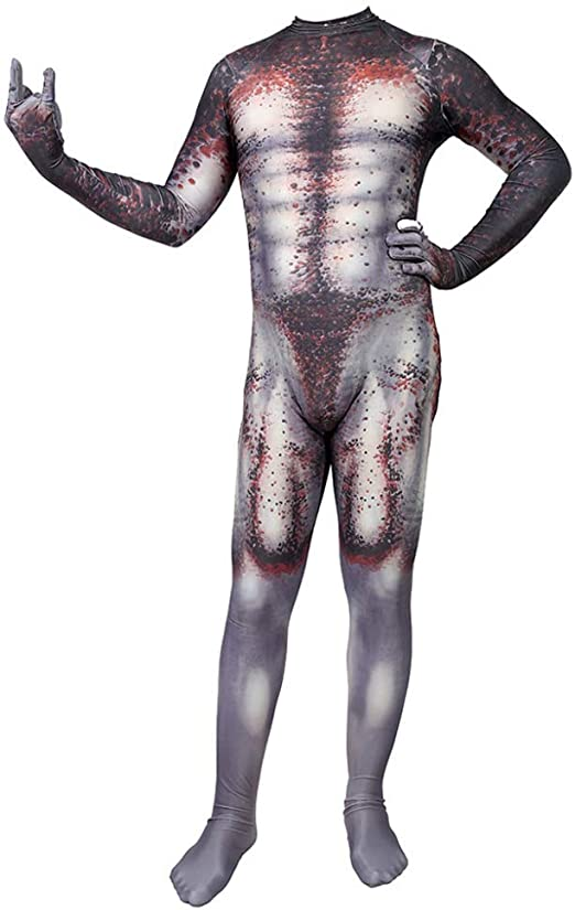 CHXY Predator NiñO Adulto Ropa Cosplay Vestido Halloween Navidad ...