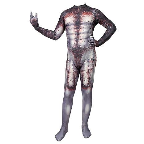 CHXY Predator NiñO Adulto Ropa Cosplay Vestido Halloween ...