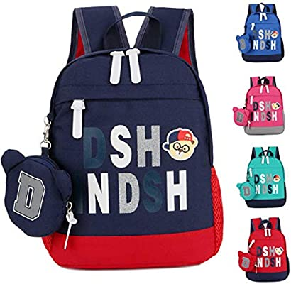Lightweight Girl School Backpack Orthopedic Schoolbags Kids Book Bag Travel Gift