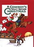 A Cowboy's Night Before Christmas, Waddie Mitchell, 0879054867