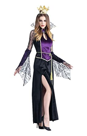 amazoncom outtop halloween props vampire witch costume cosplay dress hairband for women clothing