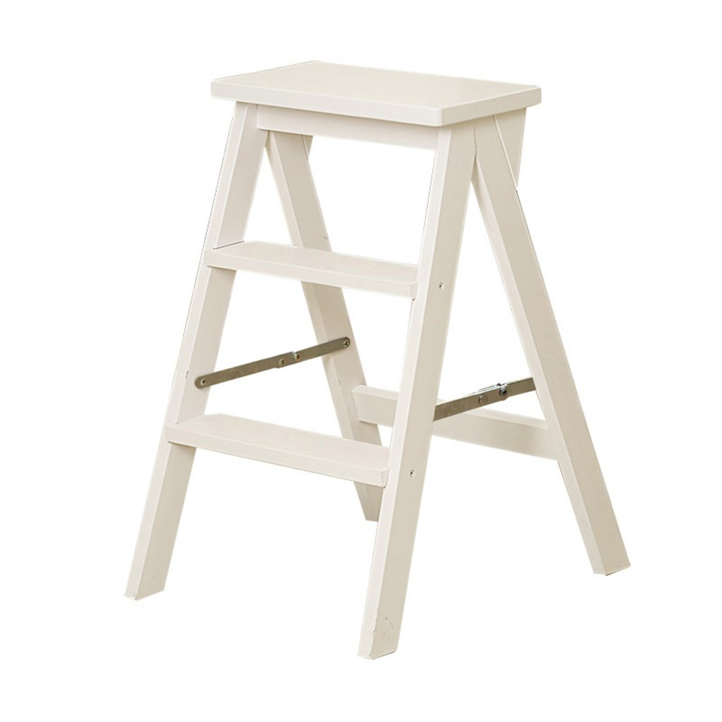 Djyyh ステップスツール、家庭用多機能折りたたみ梯子それが動くことができる創造性階段小さな梯子 (色 : #1) B07RWS6K9V #1