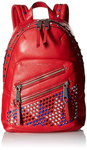 Marc Jacobs Pyt Back pack, Brilliant Red, One Size by Marc Jacobs