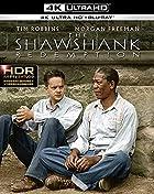 ショーシャンクの空に (4K ULTRA HD & HDデジタル・リマスター ブルーレイセット)(2枚組) [4K ULTRA HD + Blu-ray]