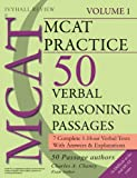 MCAT Practice Verbal Reasoning Passages, IvyHall, 0981672116