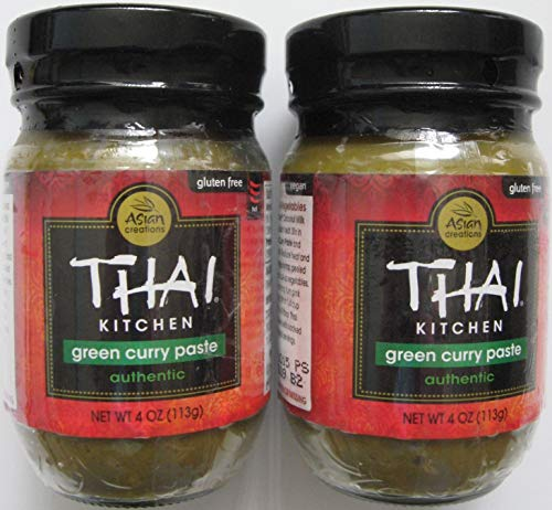 (Thai Kitchen Green Curry Paste - 2 pack)