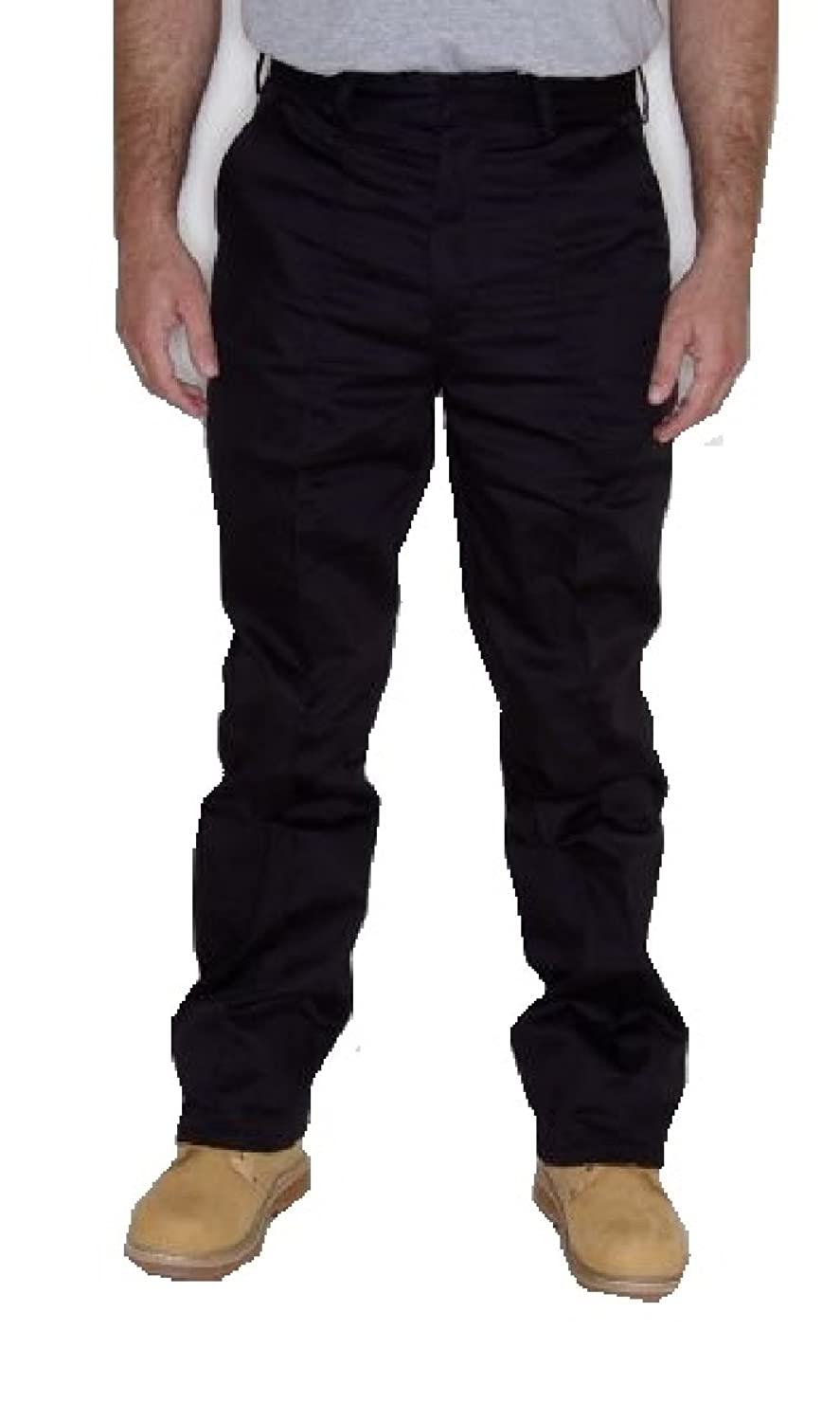 Dickies Redhawk Uniform Trousers Black 46/R