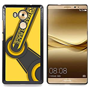 - PC Master Race/ Hard Snap On Cell Phone Case Cover - Cao - For Huawei Mate 8