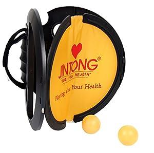FreshGadgetz Packung mit 1 Magischer Pingbang-Schläger - orangefarbenes...