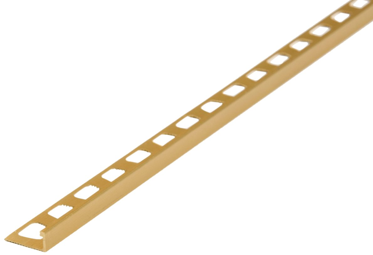 M-D Building Products 10785 5/16-Inch by 96-Inch L-Shape Tile Edging