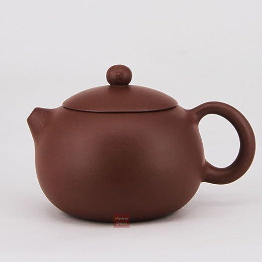 Chinese Yixing xishi handmade xishi tea pot zisha purple clay teapot zi ni 220cc