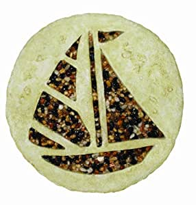 Spoontiques Sailboat Stepping Stone