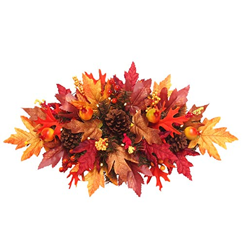 Floral Centerpiece Fall - National Tree Harvest Collection Cenerpiece, 24