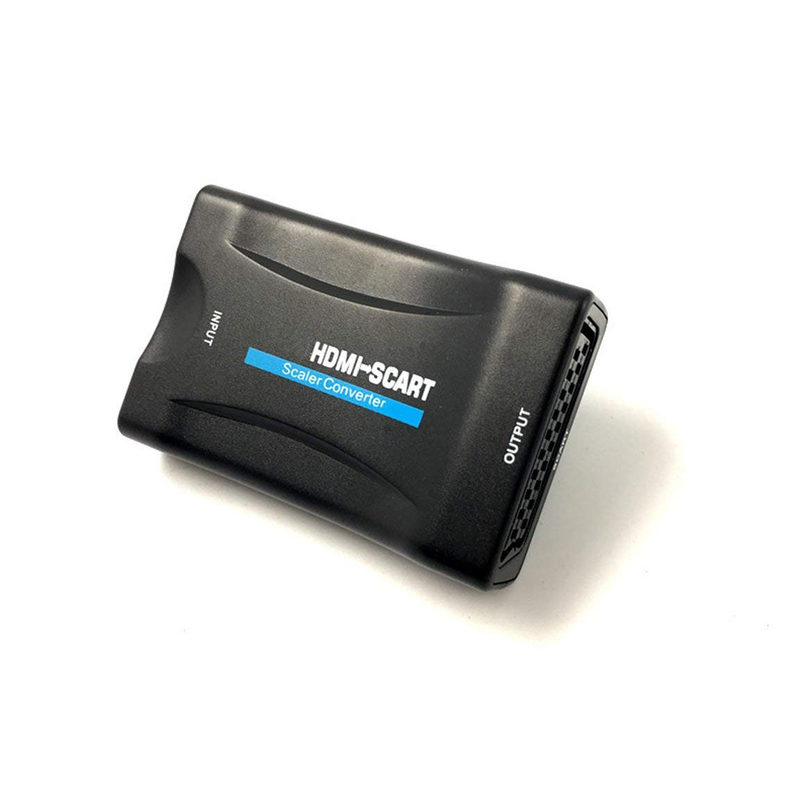 720p Prise en Charge de ladaptateur de Signal Haut de Gamme vid/éo HDMI vers p/éritel Convertisseur HD 1080p
