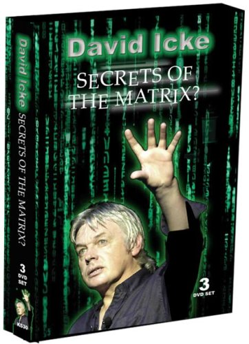 David Icke: Secrets of the Matrix [VHS]