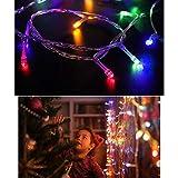 MYGOTO Xmas Lights String Lights 500 LED 165feet 8
