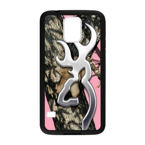 Hoomin-Pink-Realtree-Camo-Browning-Cutter-Samsung-Galaxy-S5-Cell-Phone-Cases-Cover-Popular-GiftsLaster-Technology