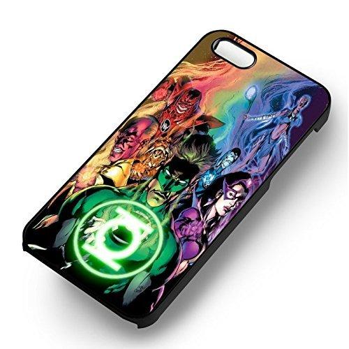 Superheroes 3 pour Coque Iphone 6 et Coque Iphone 6s Case (Noir Boîtier en plastique dur) S7P2QI