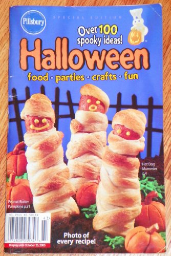 Halloween: Food, Parties, Crafts, Fun (Over 100 Spooky Ideas!) (Halloween Food Fun)