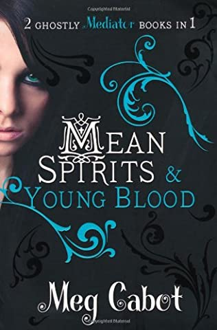 book cover of Mean Spirits / Young Blood