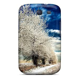 New Fashionable BrianLee KloyWEI7146ACtyb Cover Case Specially Made For Galaxy S3(winterl)