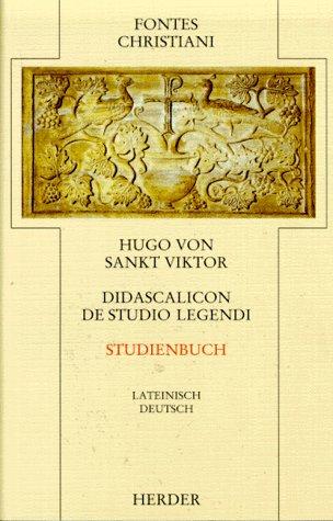Fontes Christiani, 2. Folge, 25 Bde., Kt, Bd.27, Studienbuch