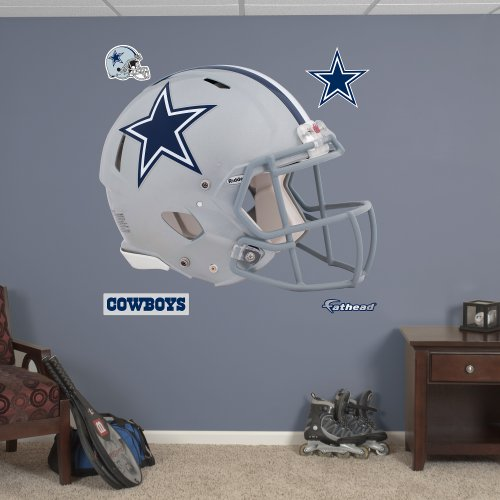 NFL Dallas Cowboys Helmet Wall Graphics