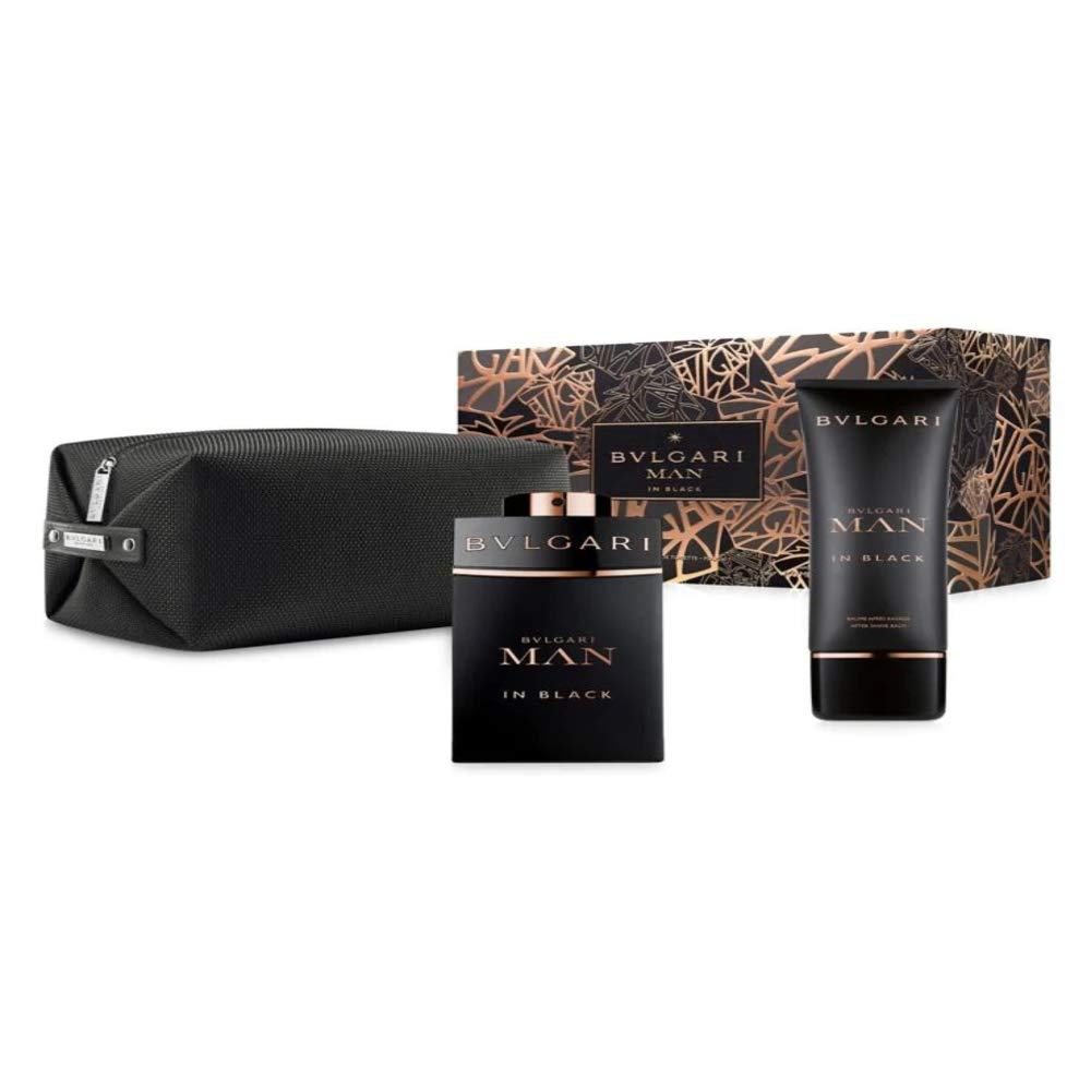 Bvlgari Bvlgari Man In Black Eau De Perfume Spray 100Ml Set 3 Piezas 2019-100 ml
