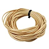 ASR Outdoor Technora Composite Survival Rope 1200lb Breaking Strength 50ft Tan