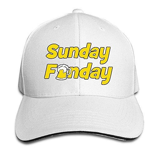 MaNeg Beer Drinking Sunday Funday Sandwich Peaked Hat & - Latest Prada Bag