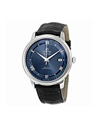 Omega De Ville Prestige Blue Dial Automatic Mens Watch 424.13.40.20.03.002