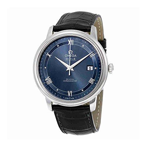 Omega De Ville Prestige Automatic Mens Watch 424.13.40.20.03.002