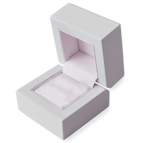 EYS JEWELRY® estuche de joyería para anillo 60 x 60 x 50 mm ...