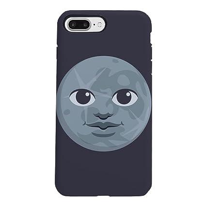 detailed look 4105a 911dc Amazon.com: CafePress Moon Emoji iPhone 7 Plus Tough Case iPhone 8 ...