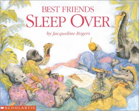 Best Friends Sleep Over pdf