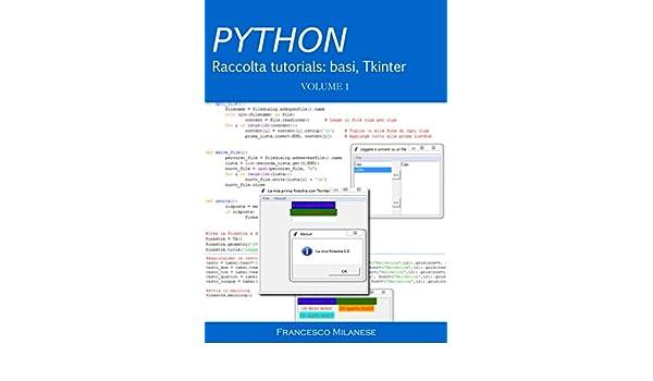 Python Tutorial Ebook