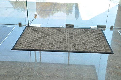 Kempf Water Retainer Mat, 2 by 3-Feet, Brown (Water Absorbent Mat)